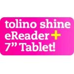Tolino shine eReader & 7 Zoll Tablet um 198€ statt 248€