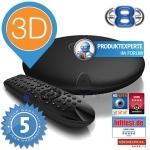 iBOOD: MED1000X3D von Mede8er zum neuen Bestpreis