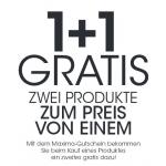 Maxima: 1+1 Gratis Gutscheine vom Juni 2014
