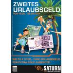Saturn: Zweites Urlaubsgeld vom 19.6. – 28.6.2014 – alle Artikel im Preisvergleich