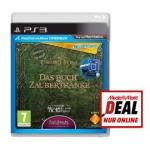 """Mediamarkt Online Deal: PS 3 Game """"Wonderbook-Das Buch der Zaubertränke"""" um 7 € inkl. Versand"""