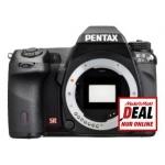 Mediamarkt Onlineshop: Spiegelreflexkamera PENTAX K-5 II s (nur Gehäuse) um 700 €