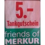 Merkur: -25% auf Limo, Fruchtsäfte, Mineral und Energy Drinks für FoM am 27. u. 28.6.2014 & 5 € Tankgutschein ab einem Einkaufswert von 50 € vom 26.-28.6.