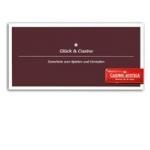 – 20 % auf Glück & Casino Gutscheine vom 25.06.-10.07.2014