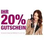 WEIN & CO: 20 % Rabatt ab einen Einkauf von 100 €