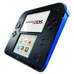 Saturn Tagesdeal:  Nintendo 2DS in den Farben schwarz/blau oder weiß/rot zum neuen Bestpreis von 85 €