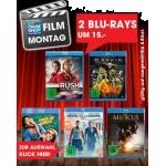 Libro Film-Montag: 2 Blu-Rays zum Preis von nur 15 € inkl. Versand