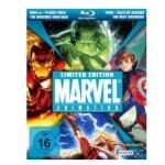 Saturn Tagesdeal: Marvel Animation – Limited Edition auf Blu-Ray um 24 € inkl. Versand