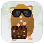 Neue Urlaubshamster App (iOS & Android), Urlaubsalarm & Gewinnspiel!
