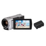 Saturn Tagesdeal: JVC GZ-E 100 Full-HD Camcorder + 2. Akku um 149 €