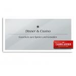 – 10 % auf Dinner & Casino Gutscheine vom 02.7.-15.7.2014