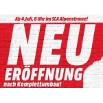 Media Markt Salzburg Neueröffnung – alle Eröffnungsangebote gültig vom 04.07.2014 – 07.07.2014