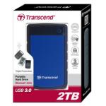 Transcend Sommer-Aktion – bis zu -30% auf Topseller bis 9. Juli 2014 – z.B. StoreJet 2TB externe USB 3.0 Festplatte um 89,99€ statt 135,90€