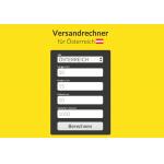 Versandrechner für Österreich