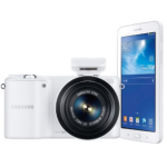Samsung NX2000 Systemkamera Set inkl. Galaxy Tab 3 & Adobe Lightroom 4 um 249€