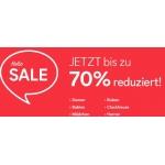 Sale im C&A Onlineshop mit bis zu 70 % Rabatt + ausgewählte Damen-Artikel nochmals um 50 % reduziert
