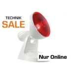 Saturn Technik Sale: PHILIPS HP 3616/01 Infraphil Infrarot-Lampe um 15 €