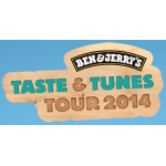 Ben&Jerry's Taste&Tunes Tour: free ice cream