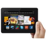 Kindle Fire HDX 7″ Tablet: 32GB und 64GB Versionen mit 120€ Rabatt!