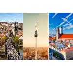 2 Nächte inkl. Frühstück für 2 Personen um 89 € in A&O Hotels und Hostels in z.B.: Berlin, Wien, Prag, München – 3 Jahre gültig