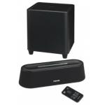 Toshiba SBM1W Mini 3D Soundbar mit Subwoofer inkl. Versand um 89€