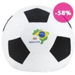 2 Fussball-WM Sitzsäcke um 25 € inkl. Versand bei Mömax