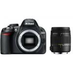 Nikon D3100 SLR-Digitalkamera + Sigma 18-250mm F3,5-6,3 DC Macro OS HSM Objektiv inkl. Versand um 419€