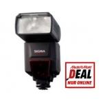 Mediamarkt Online Deal: Sigma EF-610 DG Standard-Blitzgerät für Canon um 80  inkl. Versand