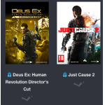 Humble Square Enix Bundle mit 20 Games ab 11,14€