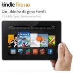 Kindle Fire HD (verschiedene Versionen) inkl. Versand ab 79€