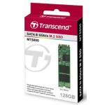 Transcend MTS800 128GB SSD inkl. Versand um 59,99€