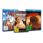 5 Tage Film-Schnäppchen vom 25. – 29. Juli 2014 – 5€ Rabatt ab 35€ Bestellwert – z.B. 6 Blu-rays inkl. Versand um 35€