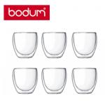 6er Set Bodum Pavina Gläser um 19,90€ als 0815.at Weekenddeal