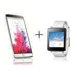 Amazon: Lg G3 in versch. Modellen kaufen + LG G Watch GRATIS dazu erhalten
