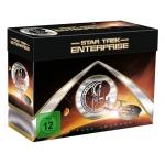 Saturn Tagesdeal: Star Trek: Enterprise – The Full Journey [27 DVDs] um 55 € inkl. Versand