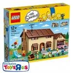ToysRus.at: -20% Rabatt auf LEGO Bestellungen ab 40€ – z.B. das Simpsons Haus inkl. Versand um 159,99€
