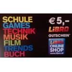 Libro Onlineshop: 5 € Gutscheincode, ab 20 € Bestellwert anwendbar (bis 31.8.2014)