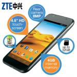 ZTE Grand X Pro Smartphone inkl. Versand um 105,90€