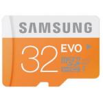 Samsung Memory 32GB EVO MicroSDHC UHS-I Grade 1 Class 10 Speicherkarte mit Adapter um 18,72€