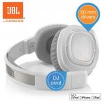 JBL J88i Premium-Over-Ear-Kopfhörer in weiß inkl. Versand um 45,90€