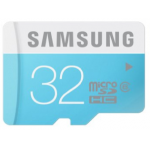 Samsung 32GB MicroSDHC Class 6 Speicherkarte um 14,50€