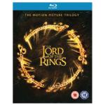 Herr der Ringe Trilogy – Blu-ray (nur englisch) inkl. Versand um ca. 7,50€