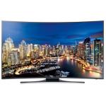 Samsung 55″ Curved LED-Backlight-Fernseher + USB 3.0 Festplatte (mit 8 Spielfilmen und 32 Dokus in Ultra-HD) inkl. Versand um 1583,90€