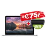 MacBook Air / Pro, iMac oder Mac Pro kaufen und 75€ Rabatt + JBL Flip II kostenlos + weitere Aktionen bei MacTrade