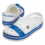 Crocs.at: Schuhe ab 9,99€ – z.B.: Crocband Nation Finland um 14,99€ statt 39,99€