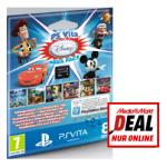Games Schnäppchen auf MediaMarkt.at – z.B.: Disney Mega Pack für die PS Vita um 20€ statt 33,27€