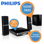 Philips 3D Blu-ray 2.1 Heimkinosystem inkl. Versand um 308,90€