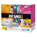 WiiU Konsole + Just Dance 2014 + Nintendo Land um 192,43€ auf Amazon.it