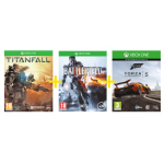Saturn Tagesdeal: Titanfall + BF 4 + Forza 5 (Download) um 66€