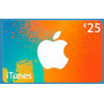 iTunes 25€ Karte um 20€ bei Saturn